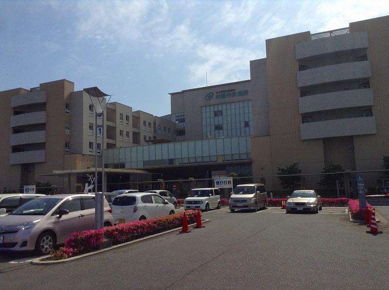 中国中央病院納入事例