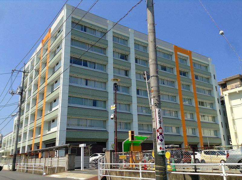 独立行政法人 国立病院機構 福山医療センター新病棟納入事例