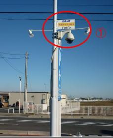 安視ん君設置事例-埼玉県さいたま市久喜町周辺4台納入事例