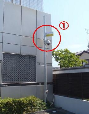 安視ん君設置事例-静岡県掛川市某所 1台納入事例