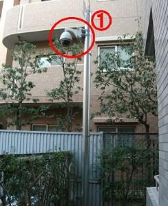 安視ん君設置事例-大阪府豊中市某所2台納入事例