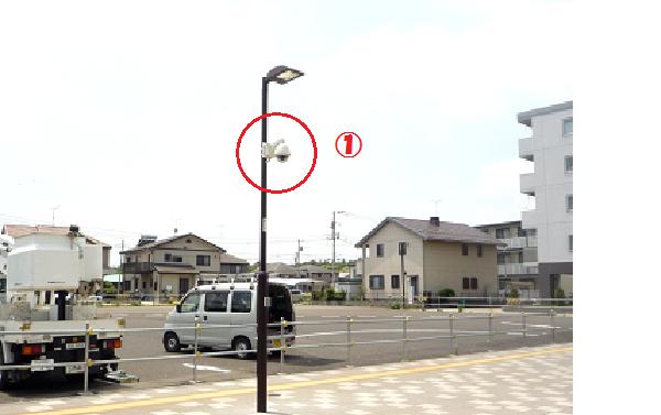 安視ん君設置事例-東京都西多摩郡 瑞穂町 箱根ヶ崎周辺納入事例