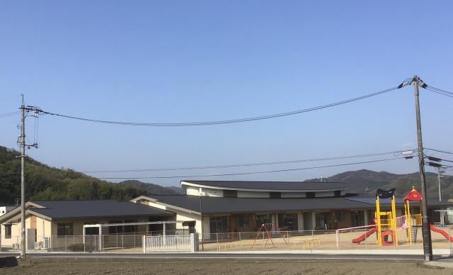 ふたば・法成寺統合保育所