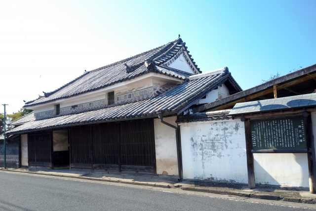 広島県重要文化財 神辺本陣
