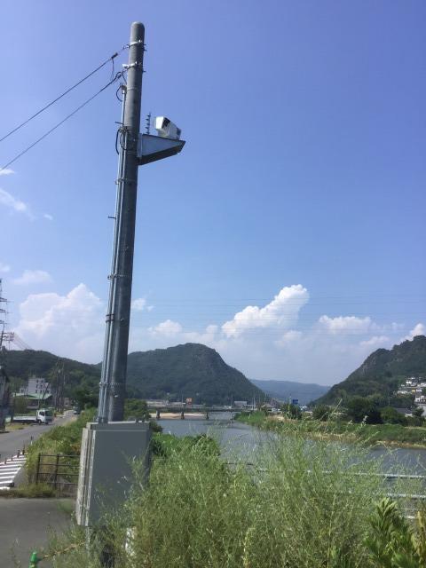 沼田川 河川監視カメラ