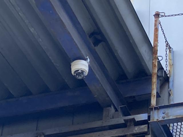 FuLSupoカメラ(フルサポカメラ)を県内の某工場に設置しました